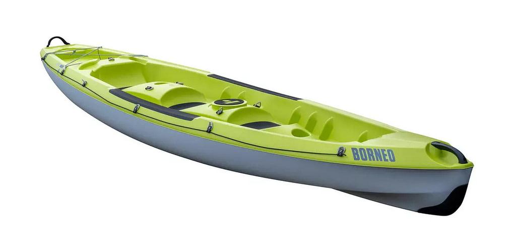 borneo - Kayak de pêche : les meilleurs modèles en 2021