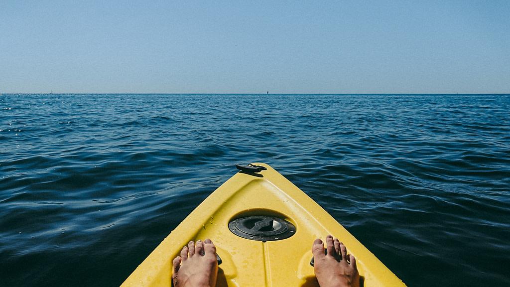 excursion kayak mer - Kayak de mer : les meilleurs modèles en 2021