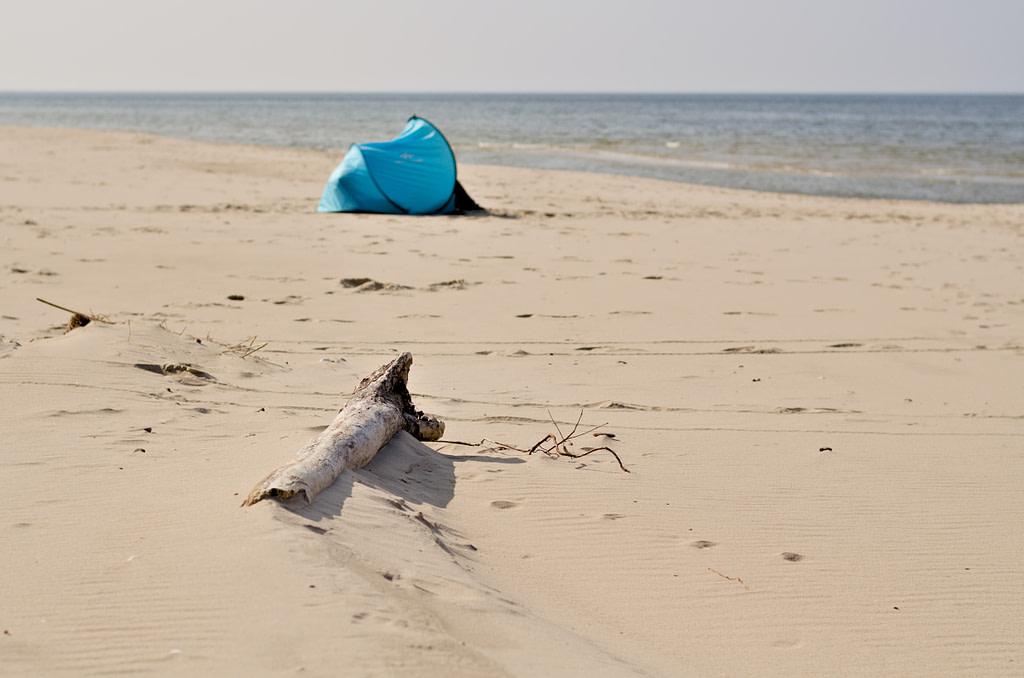 comparatif tente de plage