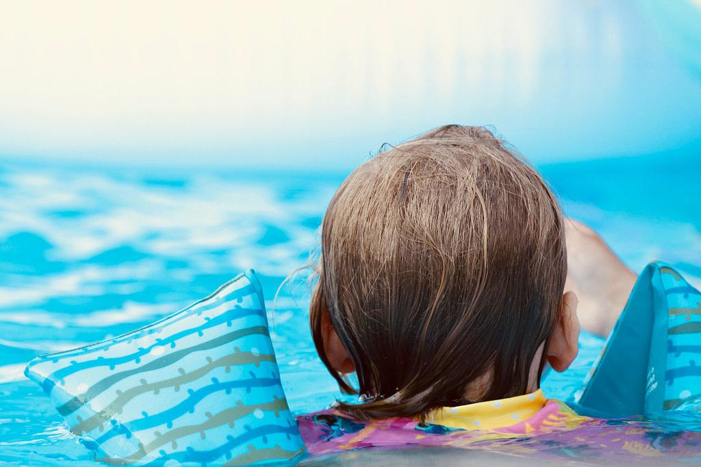 meilleur brassard de bain pour enfant