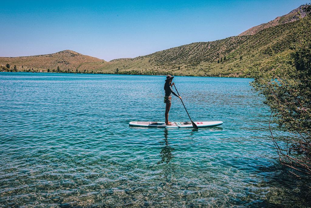 Comparatif paddle rigide