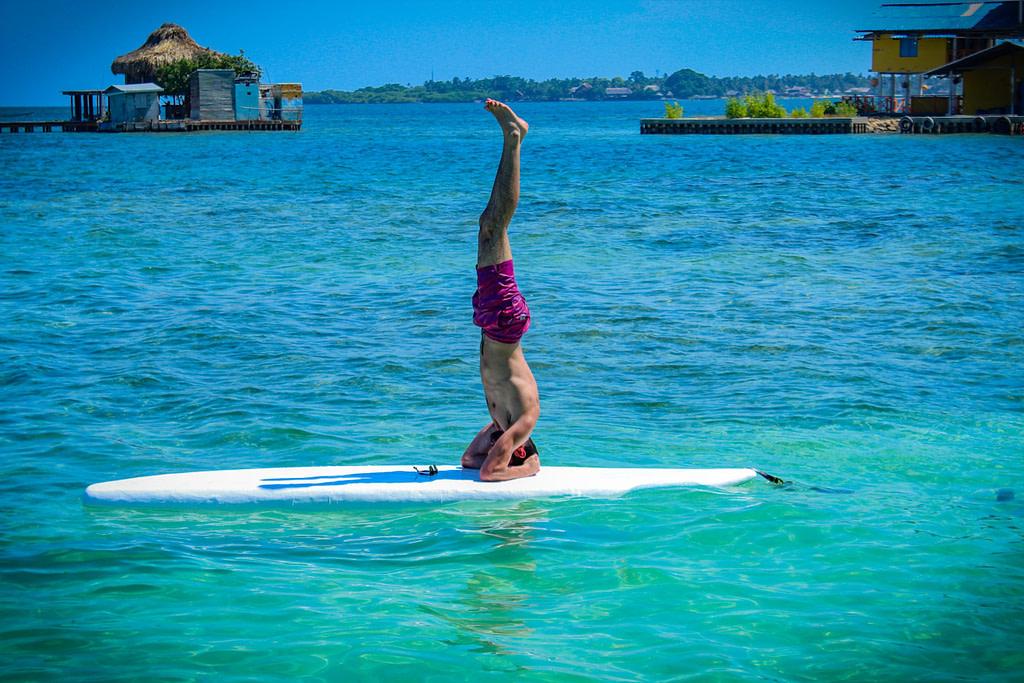 Comparatif Paddle Yoga