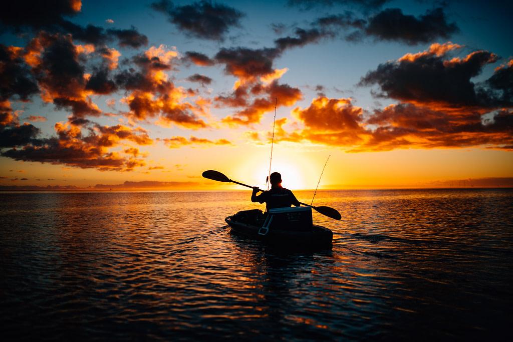 comparatif kayak de pêche