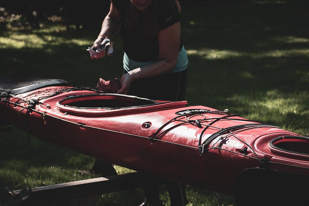 Comparatif Chariot de Kayak