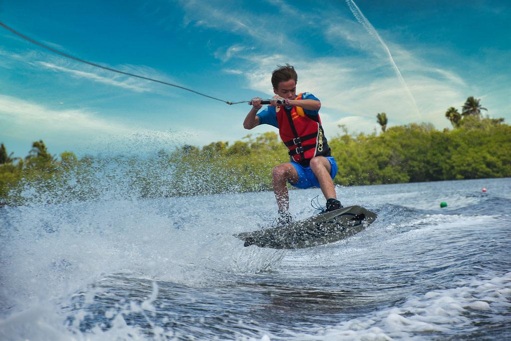 Comparatif gilet de wakeboard