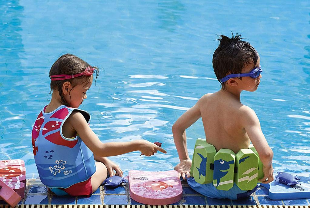 comparatif ceinture de natation