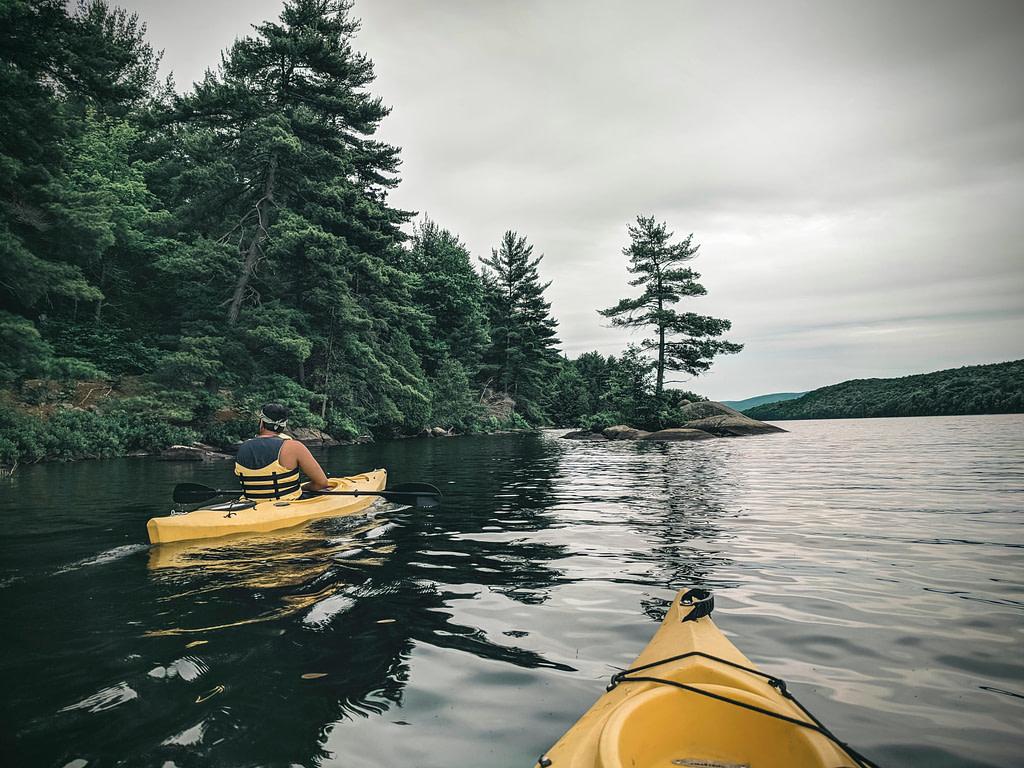 Comparatif stabilisateur de kayak