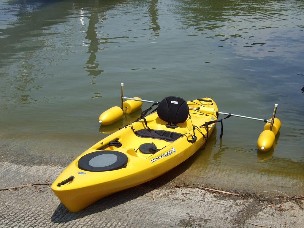 stabilisateur-kayak-rigide