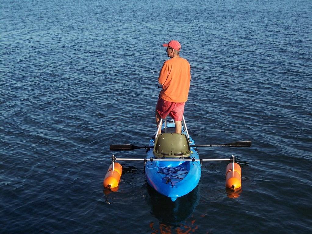 stabilisateur kayak