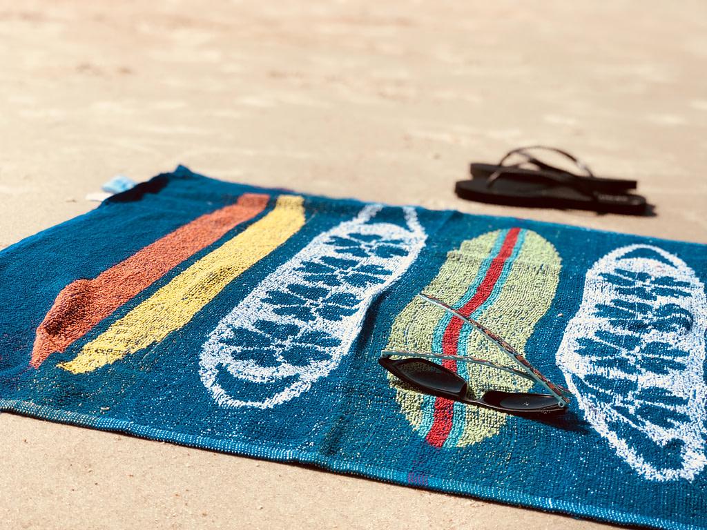 comparatif serviette de plage