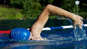crawl natation