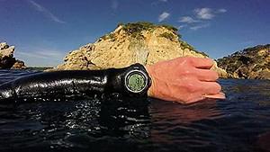 montre et ordinateur de plongee divonea