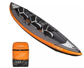 canoe kayak itiwit