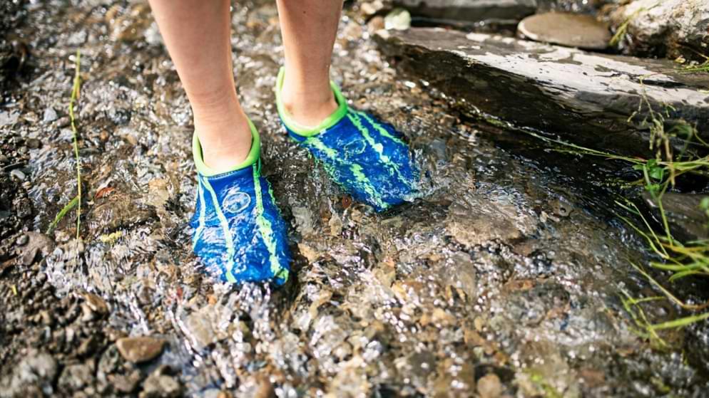Chaussure aquatique