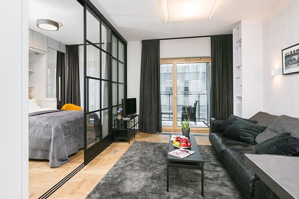 modern business apartment