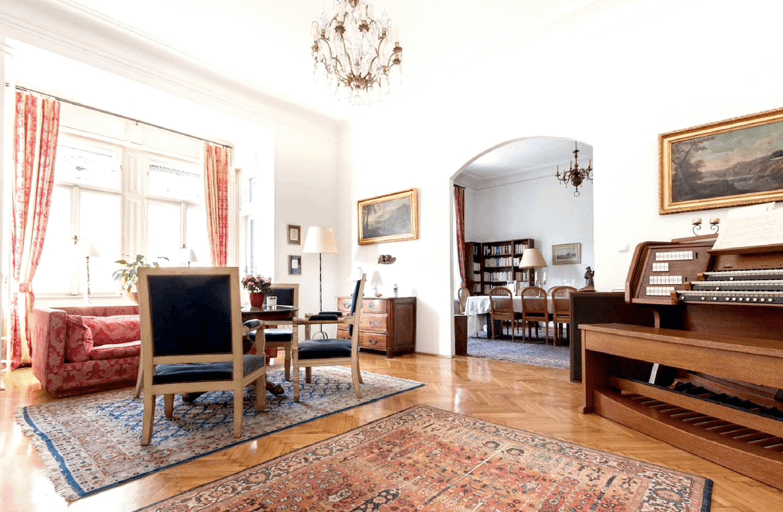 spacieux appartement budapest