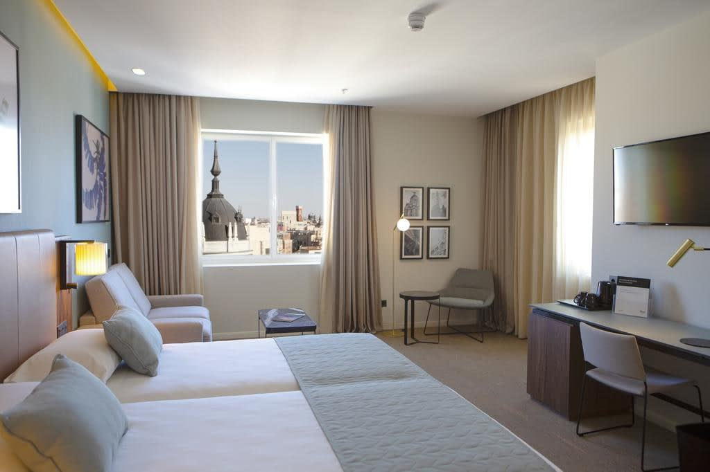 Hotel Riu Madrid