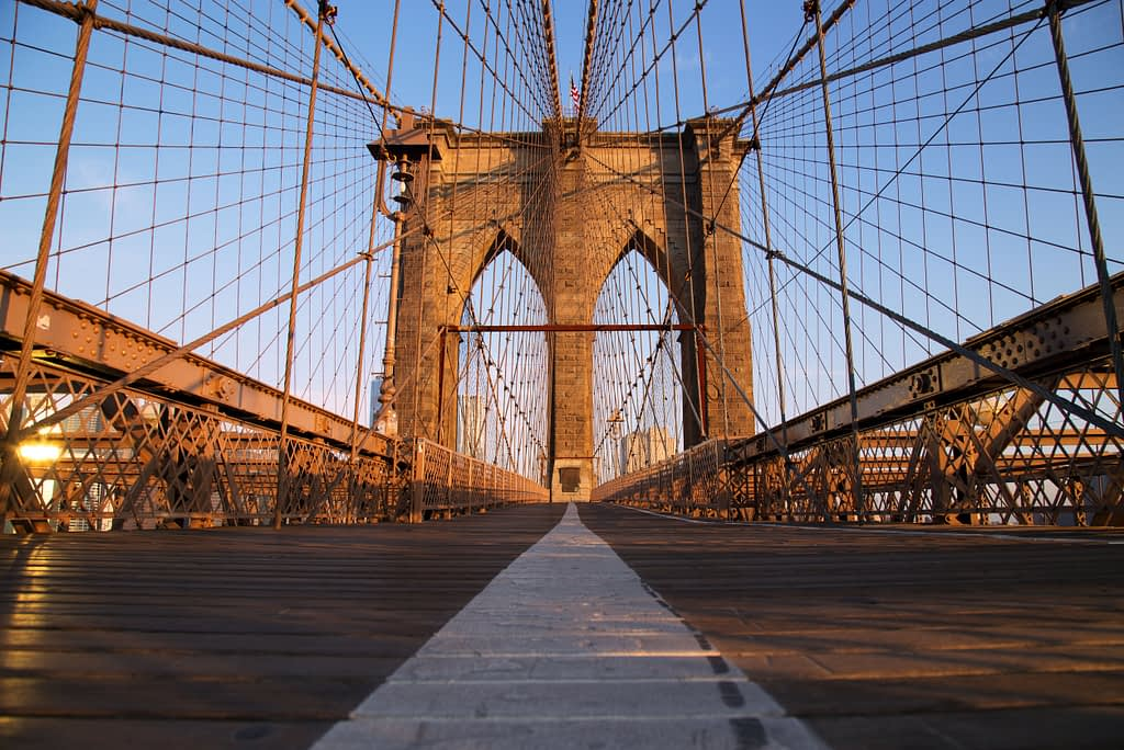visite new york brooklyn bridge