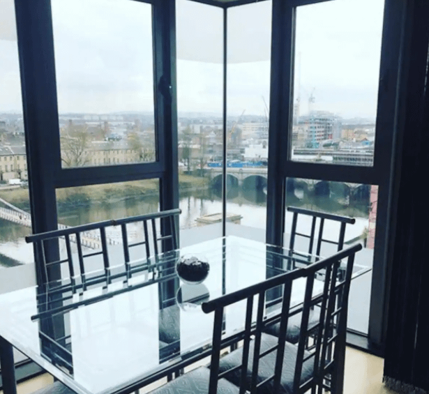 riverview apartment glasgow