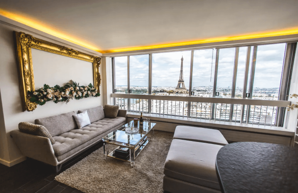 luxueux appartement paris