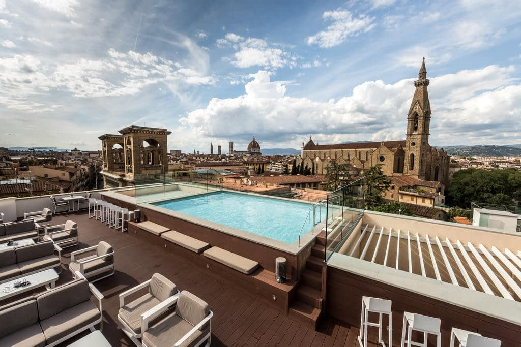 Plaza Hotel Lucchesi Florence