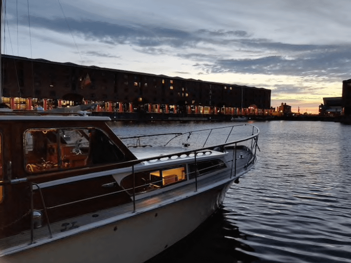 djinn palace albert dock