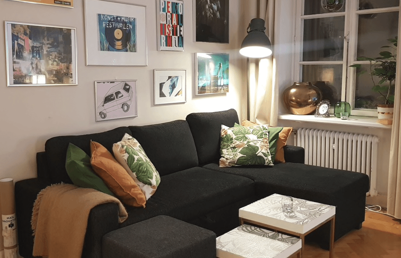 cozy appartement sodermalm