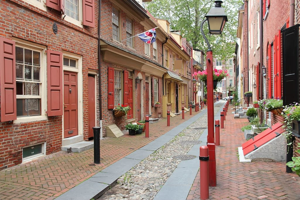 old town philadelphie