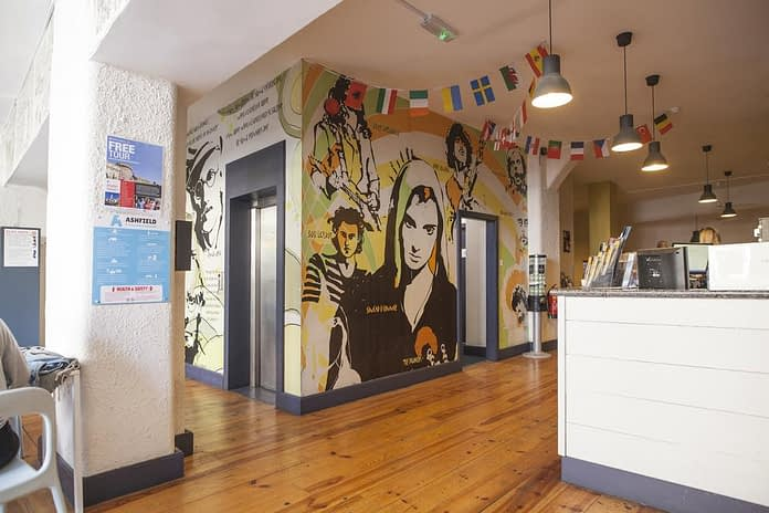 ashfield hostel dublin
