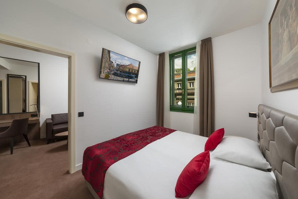 hotel park 45 luxe zagreb