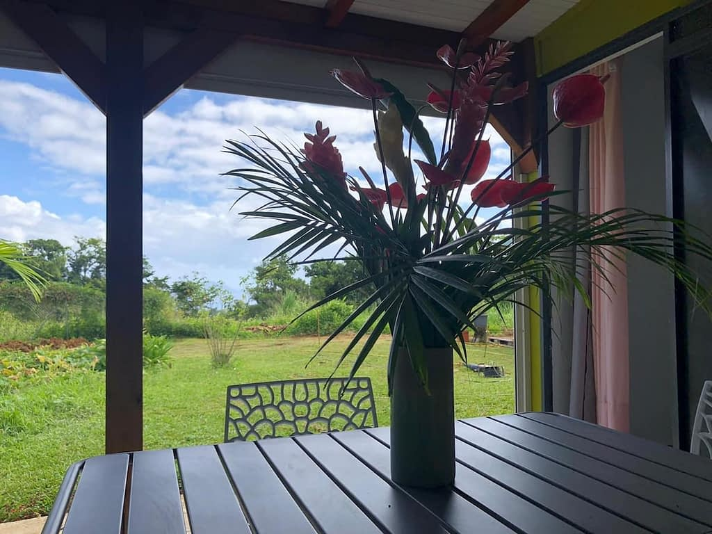 bungalow guadeloupe basse terre