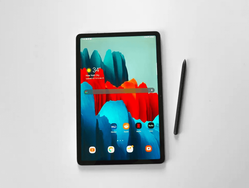 Test Samsung Galaxy Tab S7 : la tablette Premium Samsung 3