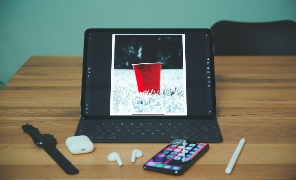 Comparatif tablette avec clavier