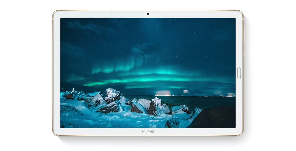 Test Huawei MediaPad M6 : la performance à petit prix 2