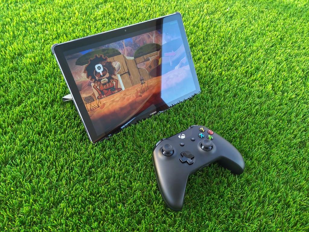 tablette gamer