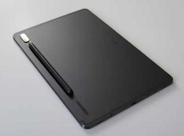 Test Samsung Galaxy Tab S7 : la tablette Premium Samsung 2