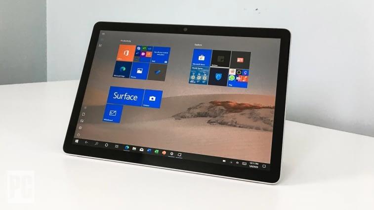 Test Surface Go 2 : la tablette entrée de gamme de Microsoft 4