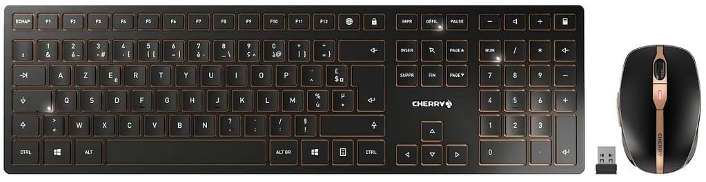 Clavier Cherry DW 9000