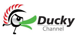 Logo Ducky Channel