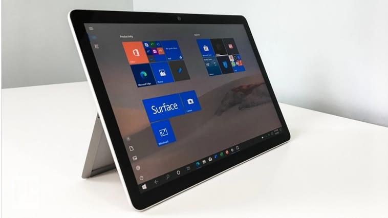 Test Surface Go 2 : la tablette entrée de gamme de Microsoft 3