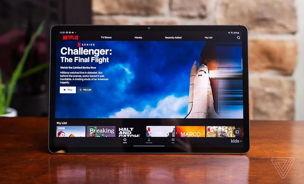 Test Samsung Galaxy Tab S7 : la tablette Premium Samsung 1