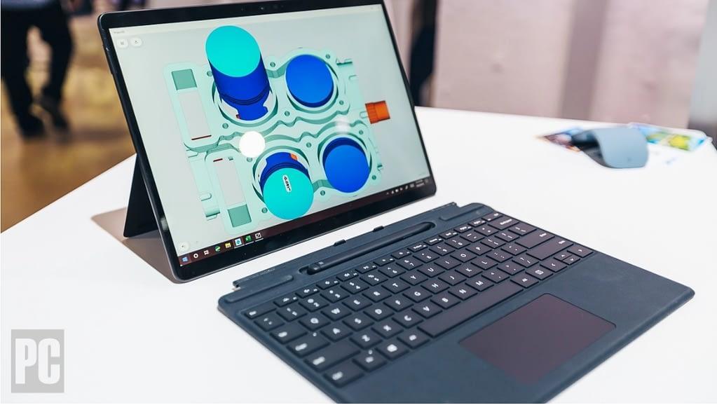 Test Surface Pro : la tablette très haut de gamme de Microsoft 4