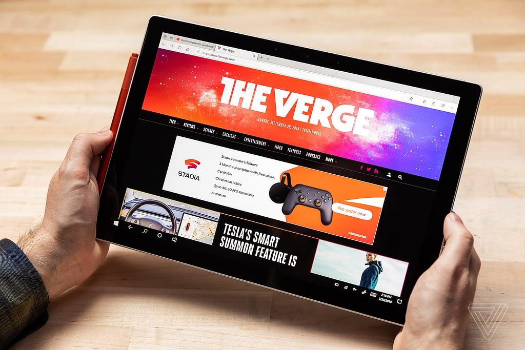 Test Surface Pro 7 : la tablette hybride haut de gamme de Microsoft 2