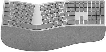 Microsoft – Surface Ergonomic Keyboard – Clavier sans fil