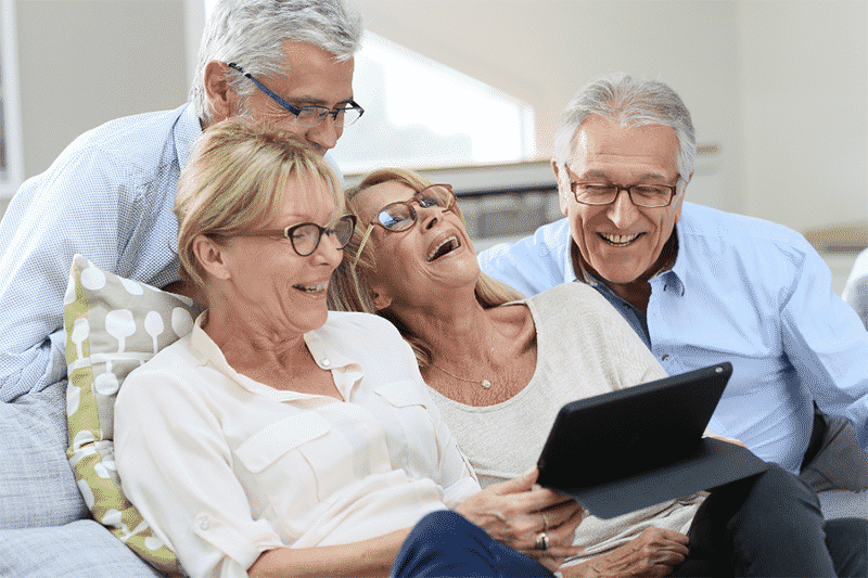 Guide d'achat tablette senior