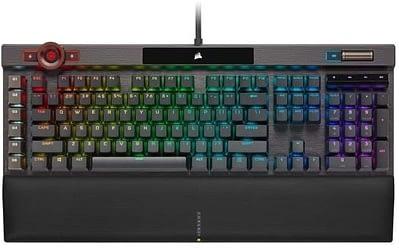 Corsair Clavier Gaming Mécanique K100 RGB
