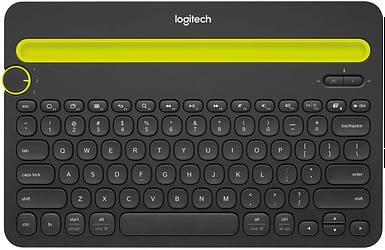 Clavier Logitech k480