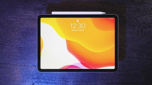 Test iPad Air 2020 : la meilleure tablette Apple 4