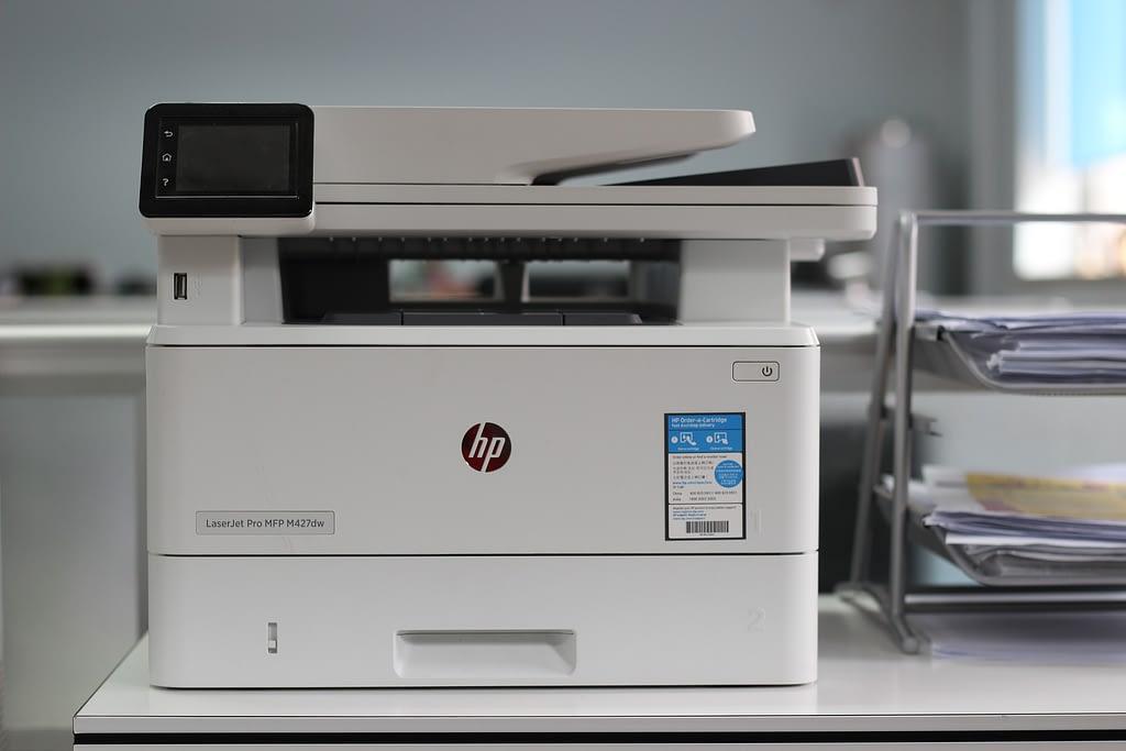 comparatif imprimante laser noir et blanc