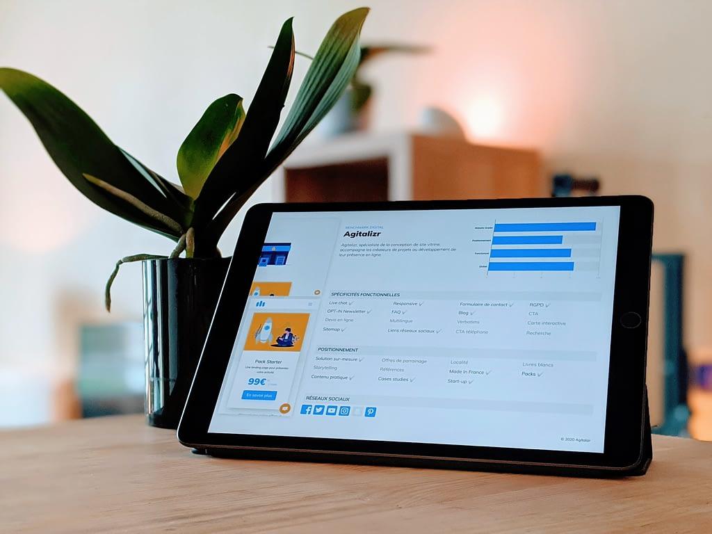 Comparatif tablette Lenovo